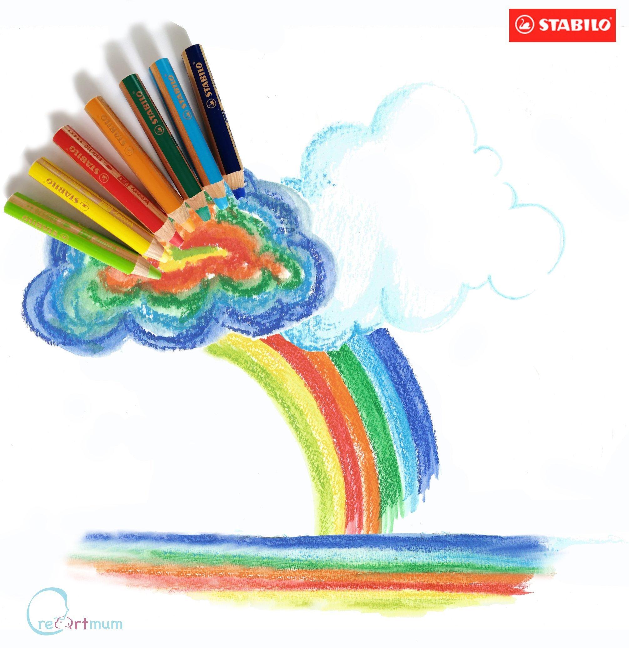 arcobaleno stabilo